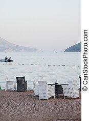 Beach of Adriatic Sea