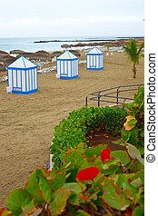 Beach on Tenerife