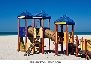 Beach Playground Equipment