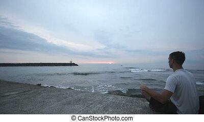 Beach,   relaxation