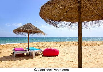 Beach Relaxing