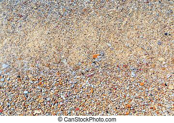 beach rock