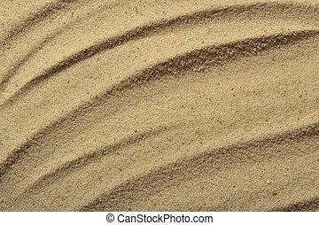 Beach sand as background texture