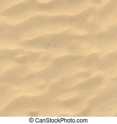 Beach sand background. Mesh