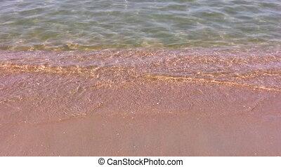 beach sand - Sand of beach