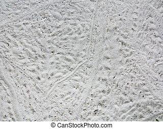 Beach sand texture background