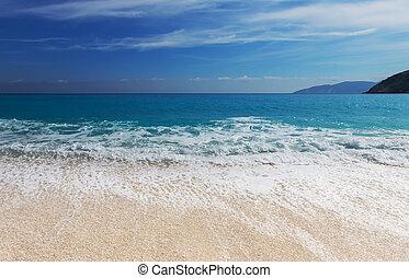 Beach - Beautiful ocean beach