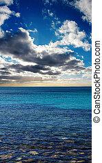 Beach Sunrise - Sunrise at Second Valley, South Australia