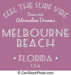 Beach T-shirt