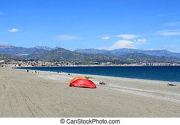 Beach Torre del Mar