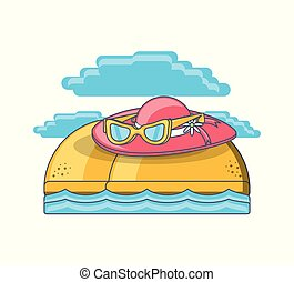 beach vacation summer holiday