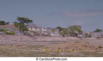 beachfront, secteur résidentiel