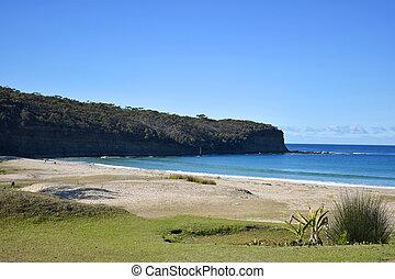Beachscape - A landscape of an Australian beach