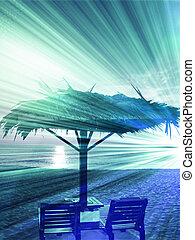 beachside, asiento