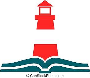 Beacon book logo