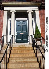 Beacon Hill, Boston - Beacon Hill is a wealthy neighborhood...