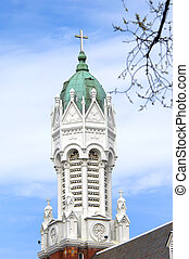 Beacon of Spiritualality - Gorgeous bell tower of St. ...