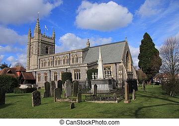 Beaconsfield Church - St Mary & All Saints Church at ...