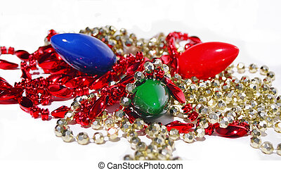 beads and bulbs