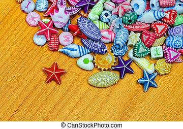 Beads assortment