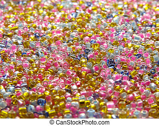 beads background 4