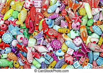 Beads colour