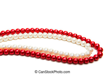 beads isolated