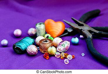Beads making equipment