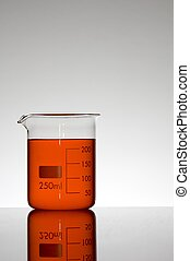 beaker - capacity beaker with two hundred and fifty...