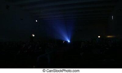Beam projectors