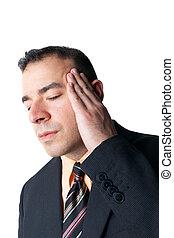 beanspruchen, kopfschmerzen
