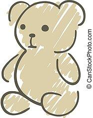 bear art draw
