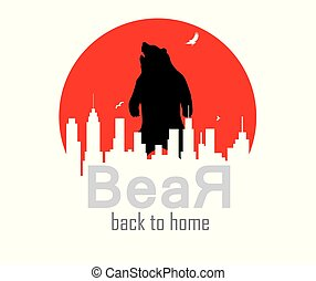 Bear Back to Home