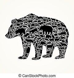 bear black