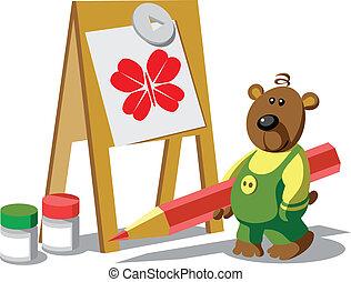 Bear color 12