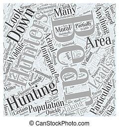 bear hunting dlvy nicheblowercom Word Cloud Concept
