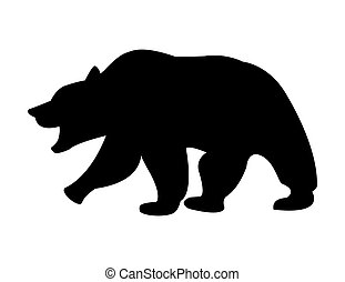 bear icon design