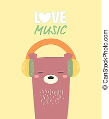 bear love music