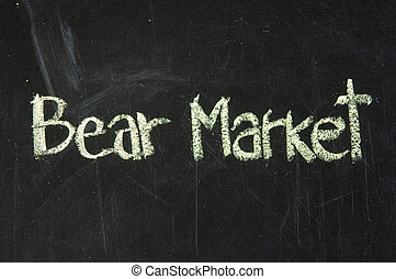 BEAR MARKET words