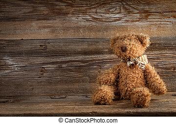 bear., teddy