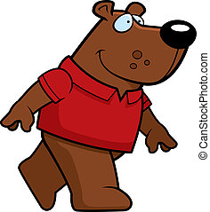 Bear Walking