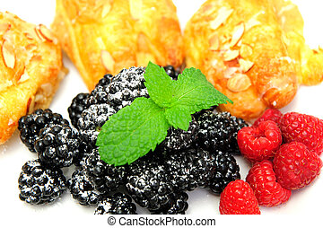 Bearclaws and Berries