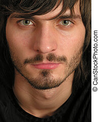 beardman face