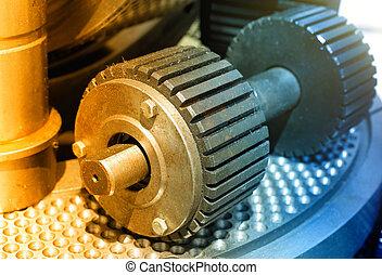 Bearing of engine