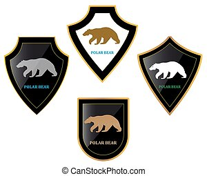 Bears and shields