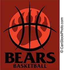 bears basketball
