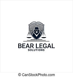 bears logo templates