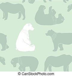 Bears pattern.