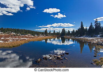 beartooth, nazionale, park:, yellowstone, passare
