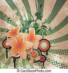 Beat flower